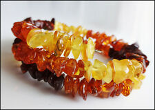 Natural Beautiful Baltic Amber Beads Bracelet