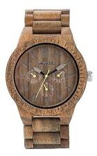 WeWood Wooden Watch - Kappa Army Mens Womens Unisex