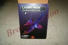 Laser Pegs 2220 Lighted Cardinal 63 Construction Parts 6 Modes in 1 NEW