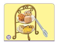 Re-Ment Bread & Butter #10, Elegant Scones, 1:6 Barbie scale kitchen food minis