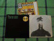 Talking Heads Fear of Music LP - washed /gewaschen (Ex+ to Ex)