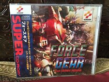 New Force Gear for PC Engine Turbografx Turbo Duo