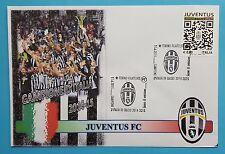 ITALIA  (FIRST DAY COVER) FC JUVENTUS CAMPIONE D'ITALIA 2014-15