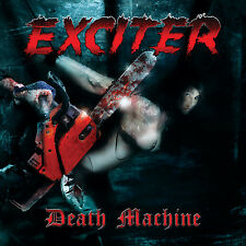 EXCITER Death Machine Digipak-CD ( 205666 )