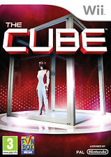 The Cube - Nintendo Wii Game BRAND NEW SEALED GENUINE OFFICIAL VIDEO GAME UK PAL
