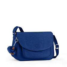 Kipling SUNITA Across Body/Shoulder/Messenger Bag INK Blue SPG2016 RRP £79
