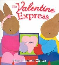 The Valentine Express-ExLibrary