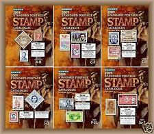 Scott Standard Postage Stamp Catalogue (6 Volumes on DVD) For Stamp Collector