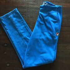 FILA ITALY 70s 80s True Vintage Mens Tracksuit Pants SZ 30 US RARE OG OLD SCHOOL