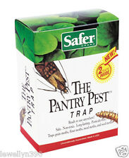 THE PANTRY PEST TRAP - Safer Trap 05140 READY TO USE