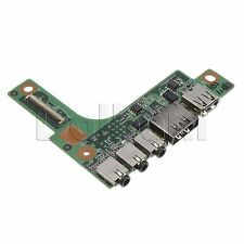 08206W Original USB eSATA Audio Port PCB Board for Alienware M15X Series