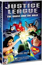 Justice League : The Brave And The Bold : NEW DVD