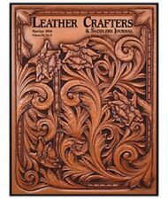 Leather Crafters and Saddlers Journal/Magazine - Mar / Apr 2016