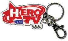 Tiger and Bunny Hero TV Logo Key Chain Manga Licensed MINT