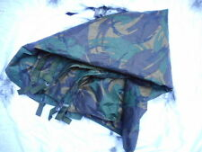 GENUINE ISSUE UK dpm woodland camo xl BASHA SHELTER SHEET HOOTCH WATERPROOF sas