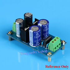 DIY kit 7815 7915 Dual Voltage Power Rectifier Filter +/-15V AC/DC Regulator kit