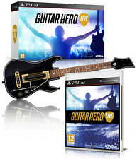 Guitar Hero Live PS3 Playstation 3 IT IMPORT ACTIVISION BLIZZARD