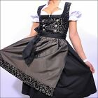 064. German Austrian Dress Oktoberfest Dirndl -Sizes: 4.6.8.10.12.14.16.18.20.22
