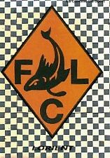 N°381 ECUSSON BADGE FC.LORIENT VIGNETTE PANINI FOOTBALL 96 STICKER 1996