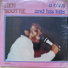 SKA ROCKSTEADY KEN BOOTHE A MAN AND HIS HITS STUDIO ONE /LP 1980s LISTEN