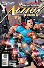 Action Comics #1 First Printing New 52 DC Comic Book Grant Morrison Superman