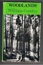 William Condry - WOODLANDS (What to Look For  ..  What to See ) -  HB 1975