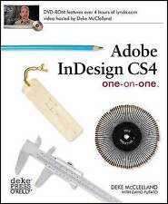 Adobe InDesign CS4 One-on-One (Digital Media)-ExLibrary
