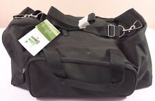 NWT CALVIN KLEIN DUFFEL BAG / GYM / TRAVEL / OVERNIGHT GREEN CANVAS  BAG
