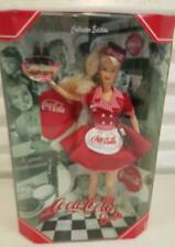 1998 Coca Cola car hop Barbie MIB Lot 746