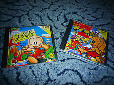 Genjin + Genjin 2 - Bonk's Adventure - Nec PC-Engine Hu-Card Japan game