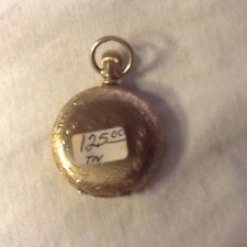 Antique Elgin Ladies Pocket Watch Gold