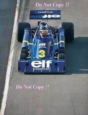 Ronnie Peterson Tyrell P34 F1 Season 1977 Photograph 7