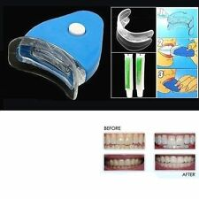 Home Tooth Care Teeth Whitening Whitener Kit Dental Treatment White Light GBP