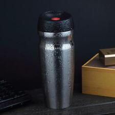 Travel Mug Tea Coffee Water Cup Vacuum Bottle Stainless Steel Thermos Container