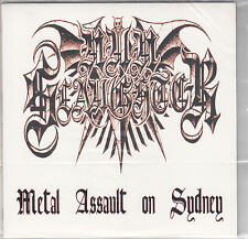 NUNSLAUGHTER - metal assault on sydney EP 7""