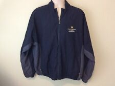 Men's GEAR FOR SPORTS Lined Windbreaker Golf Jacket with Charles Schwab Cup Logo