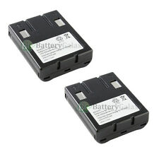2 Cordless Home Phone Battery for Uniden BT-999 BT999