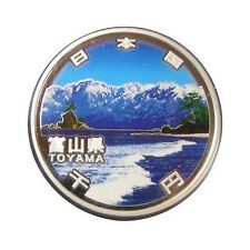 elf Japan 1,000 Yen Yr 23 2011 Silver Proof Toyama Prefecture