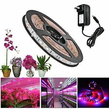 ALight House LED Plant Grow Strip Light,Full Spectrum SMD 5050 Red Blue 4:1 #5D8