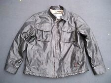 Columbia Sportswear Bomber Lined Men's Winter Field Work Jacket Coat Size XL