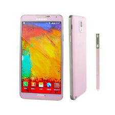 Unlocked Samsung Galaxy Note 3 N9005 4G 16GB Android HD Smartphone 13MP Pink #C2