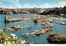B87057 the harbour town head newquay cornwall ship bateaux