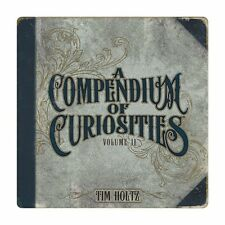 Tim Holtz: A Compendium of Curiosities: Volume 2  TH93018 N