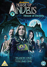 House Of Anubis - Series 1 - Complete (DVD, 2012, 4-Disc Set)