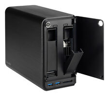 Shuttle KD22 2 Bay Omninas  NAS Enclosure