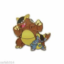 POKEMON  TCG Mega Kangaskhan Collectible Pin