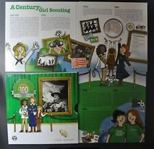 2013-W US Girl Scouts Commemorative BU Silver Dollar - Young Collectors Set