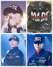 BIGBANG G-DRAGON GD FINAL IN SEOUL TOUR SNAPBACK HAT CAP KPOP MADE TOUR 2016