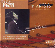 Murray perahia: Great pianists of the 20th Century 2cd Bartók BEETHOVEN BRAHMS