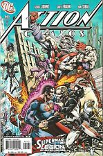 Action Comics '08 861 NM Variant Issue Y2